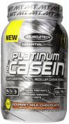 MuscleTech 828g Milk Chocolate Platinum Pure 100 Percent Casein