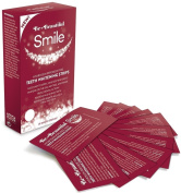Teeth Whitening Strips 28 Peroxide Free, Enamel Safe, Mint Flavoured Whitening Strips, Easy to Use Rapid 15 Minute Treatment, Whitens & Shines Teeth, Refreshes Breath & Kills Oral Bacteria, Dissolvable with No Plastic or Residue, Be-Beautiful-Smile BES ..