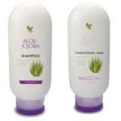 Forever Living Aloe-Jojoba Shampoo And Conditioning Rinse Twin Pack