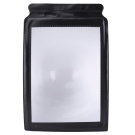 A4 Full Page 3X Magnifier Sheet Big PVC Magnifying Glass Book Reading Aid Lens