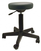 Groom Professional Grey Hydraulic Salon Stool