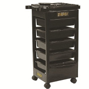 Groom Professional Self Assembly Salon Accessory Trolley