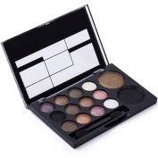Makeup Glitter Shimmer Eyeshadow Palette