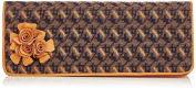 Ruby Shoo Womens London Clutch
