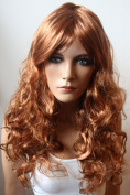 PRETTYSHOP Wig lady Cosplay Disco Long hair or Short hair Variation