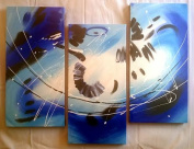 *Underwater Bliss* Oil Painting