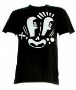 Pepsi Crew 3 Face T-Shirt Black Men's
