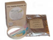 Clay Hanging Keepsake Handprint & Footprint Ornament Kit