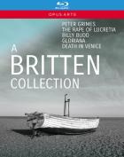 A Britten Collection [Region B] [Blu-ray]