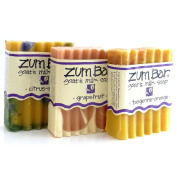 Indigo Wild Zum Bar Soap - Refresh Citrus 3 Pack