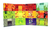 Assorted Pack - Luxurious Soaps - Handmade Herbal Soap (Aromatherapy) with 100% Pure Essential Oils - ALL Natural - Prevents Premature Ageing - Each 80mls - Pack of 12 (0.9kg) - Vaadi Herbals