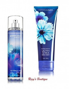 Bath & Body Works - Signature Collection - MOONLIGHT PATH - Gift Set- Fine Fragrance Mist & Ultra Shea Body Cream