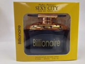 Sexy City Billionaire By Parfums Parisiennes for Men Eau De Toilette Spray 100mls