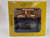 Sexy City Billionaire By Parfums Parisiennes for Men Eau De Toilette Spray 100mls