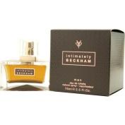 Intimately Beckham Edt Spray 70ml By Beckham - Intimately Beckham By Beckham Edt Spray 70ml For Men