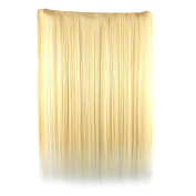 Etosell Womens Long Straight Hair Onepiece Clips in Hair Extensions #A