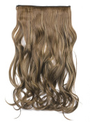 SR Hair Halo Synthetic Hairpieces Flip in Hair Extensions Curly Wavy Hidden Halo Hair ExtensionsM01