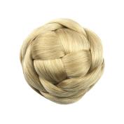 Etosell Womens Girl Clip-In Hair Bun Hairpiece #A