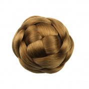 Etosell Womens Girl Clip-In Hair Bun Hairpiece #E
