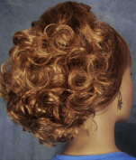 DAWN Clip On Hairpiece by Mona Lisa - 27 Strawberry Blonde
