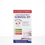 Fairy Tales Lice Good Bye Survival Kit & Fairy Tales Rosemary Repel Shampoo 350ml SET