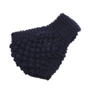 SEEKO Women Girl Knit Headband Crochet Head warmer Hairbands Earmuffs Hair Tie