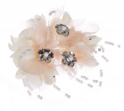 Exquisite 18cm Wedding Bridal Flower Headpieces