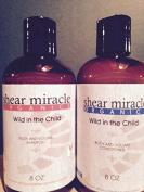Wild in the Child Shampoo & Conditioner - (Adds Body & Volume) - Vegan, Gluten Free, GMO Free, No Animal Testing.