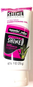 Smooth N Shine Limited Edition Aloe Vera Extra Hold Polishing Conditioning Gel Tube Ez Easy Squeeze Tube 270ml