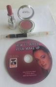 HIBISCUS Makeup Set. FREE Makeup DVD