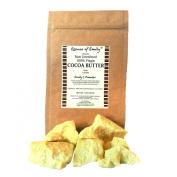 Raw Cocoa Butter, Organic, Unrefined 100%, Natural, Moisturising, 0.5kg (470ml), Unprocessed Highest Grade Premium Cocoa Butter. The Best Cocoa Butter To Protect Your Skin