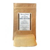 Raw Shea Butter, Unrefined 100% Organic African, Natural Moisturiser, (470ml) Unprocessed Highest Grade Premium Shea Butter. The Best Shea Butter to Protect Your Skin