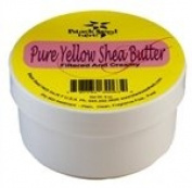 Pure Yellow Shea Butter Filtered & Creamy