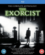 The Exorcist Complete Anthology [Region B] [Blu-ray]