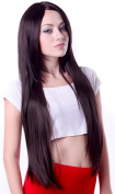 HDE 80cm Design Your Style Heat Resistant Long Straight Cosplay Anime Costume Wig