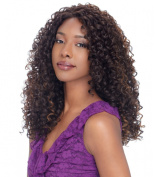 Sensationnel Empress Edge Synthetic Lace Front Wig - Jenna-FS1B/33