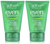 Alba Botanica Alba Organics Facial Scrub Sea Algae Enzyme, 120ml