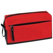 "Yens® Fantasybag ""Global"" Toiletry Kit-Red,CM-29"