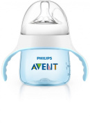 Philips Avent My Natural Trainer Cup, Blue, 150ml, Stage 1