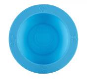oogaa Silicone Baby Feeding Bowl Silicone - Blue
