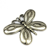 PendantScarf Metal Butterfly Pendant for DIY Necklace