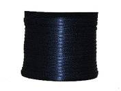 "1/16"" (1.5 mm)Double Face Satin Ribbon 100 Yard Roll Navy"