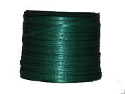 "1/16"" (1.5 mm)Double Face Satin Ribbon 100 Yard Roll Forest Green"