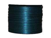 """1/16"""" (1.5 mm)Double Face Satin Ribbon 100 Yard Roll Teal"""