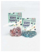 Stars And Heart Seaglass [10 Pieces] * River Rock For Plants And Other Decorative Uses.