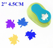 CADY Crafts Punch 5.1cm Paper Punches Scrapbooking Engraving Cut Greeting Card Craft Punches