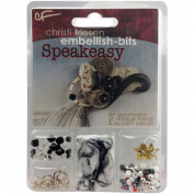Great Create Christi Friesen Speakeasy Embellish-Bits