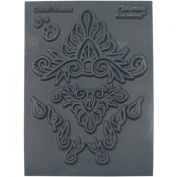 Great Create Christi Friesen Texture Relaxed Grandeur Stamp, 11cm x 14cm