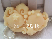 Creativemoldstore 1pcs Constellation Pisces(zx838) Craft Art Silicone Soap Mould Craft Moulds DIY Handmade Soap Mould