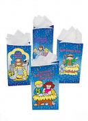 """""""Happy Birthday Jesus"""" Paper Bags"""